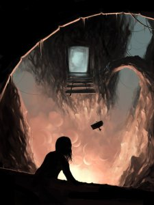 """""""The Dead End"""" by Cyril Rolando"""