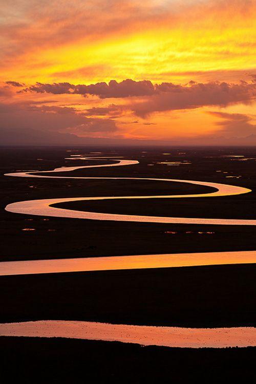River of Loving Light