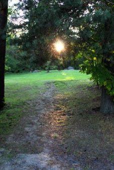 Now I see the light. Photo: Courtesy of  Katja Minkkinen