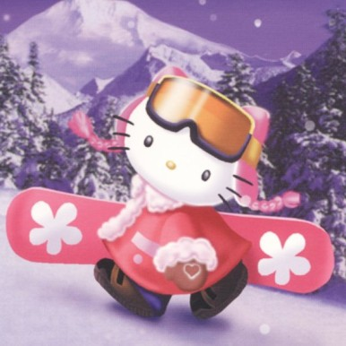 hello-kitty-wallpapers-skiing